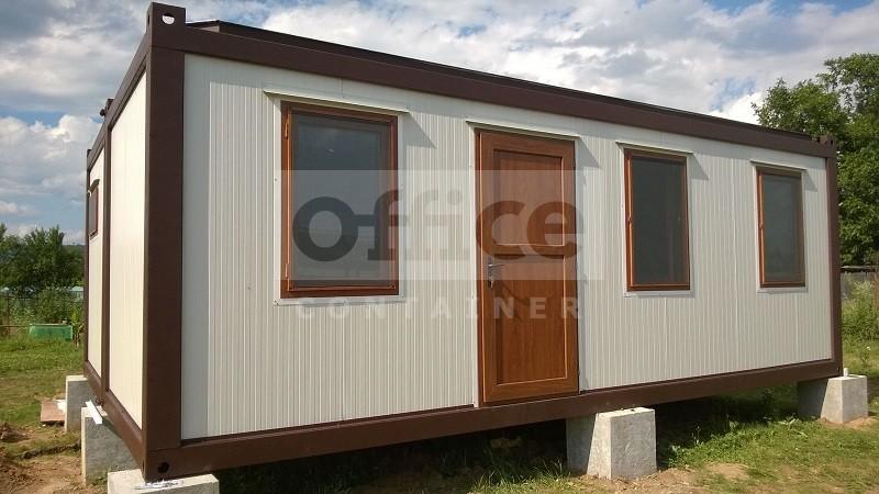 Casa containere 2 x 7500 x 2438 mm