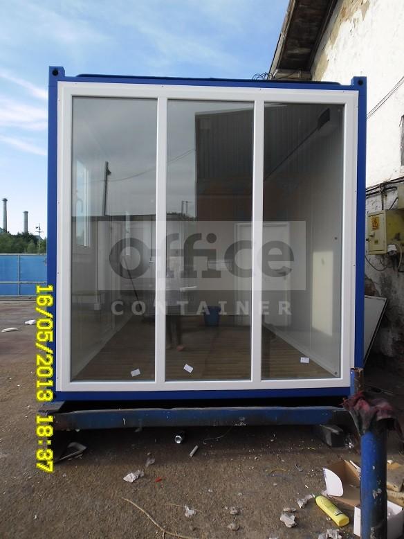 Container comercial Sibiu Atilla