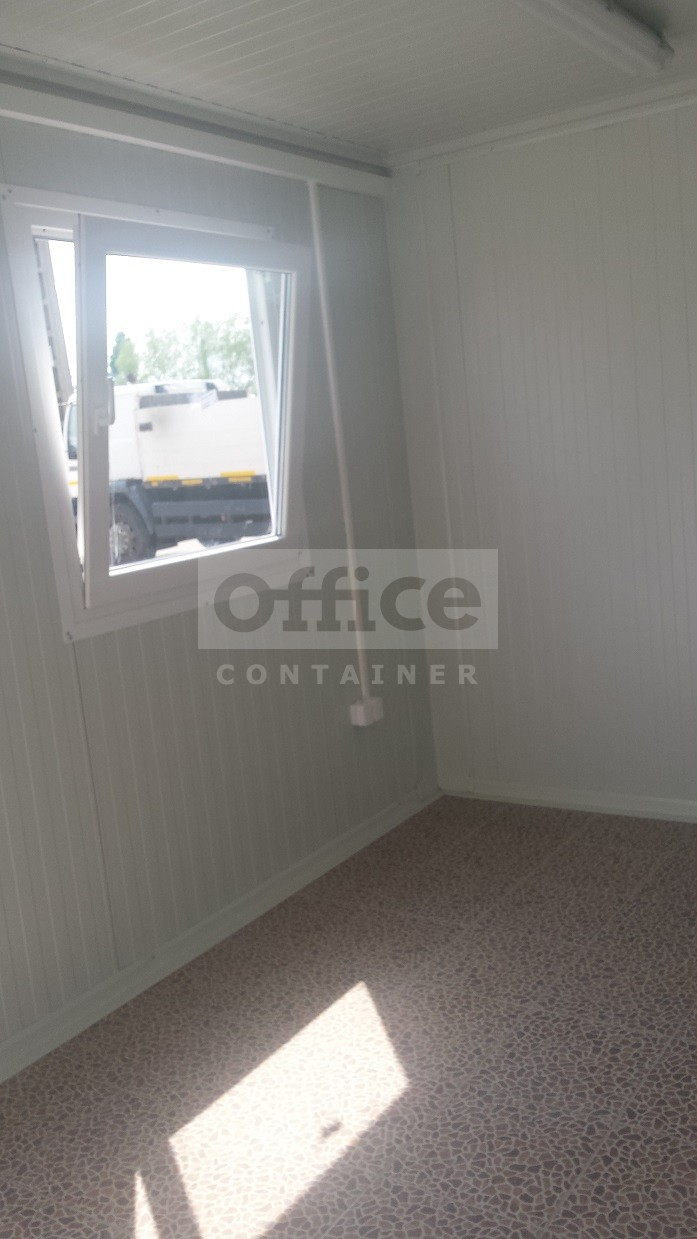 Container comercial tip fast food