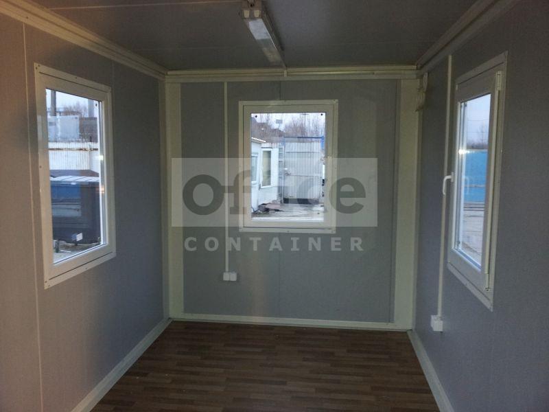 containere tip birouri Schenker Romtrans