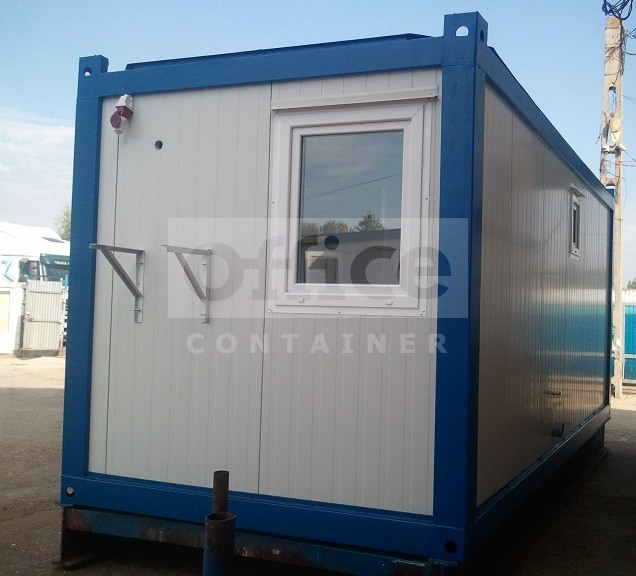 Sanitar si birou 20 ft Salserv Ecosistem