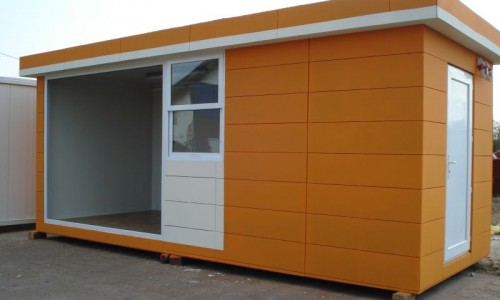 container forneti 20 ft bucuresti