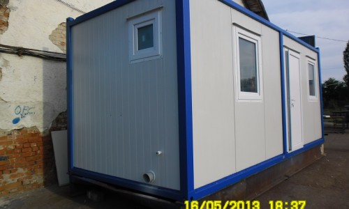 Container Sanitar 20 ft Craiova