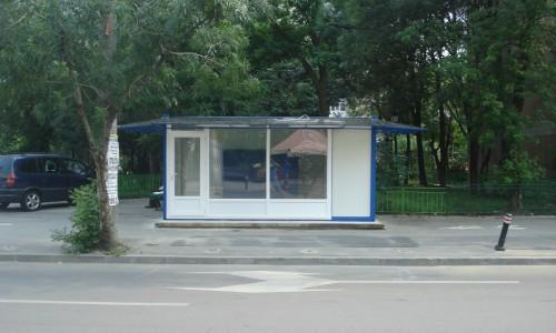 Container tip florarie Bucuresti