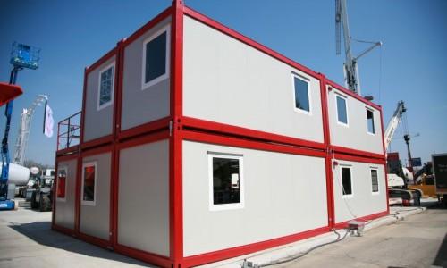 Expozitie Romexpo - Targ de constructii