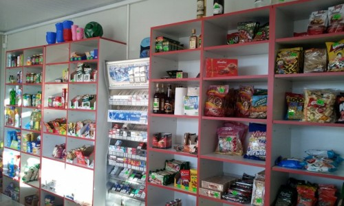 magazin alimentar Titu