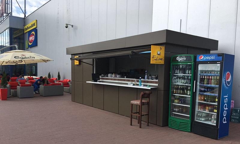 Garantia Office Container